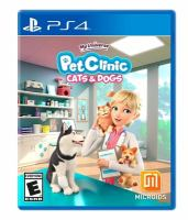 Pet Clinic: Cats & Dogs