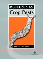 Molluscs as Crop Pests