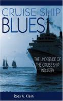 Cruise Ship Blues
