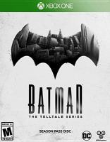 Batman: the Telltale series [electronic resource (video game for Xbox One)].