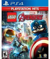 Lego Marvels Avengers PS Hits