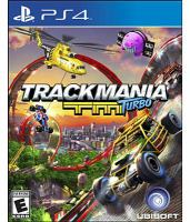 Trackmania turbo [electronic resource (video game for PS4)]