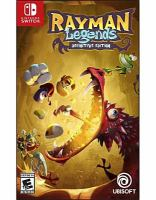 Rayman legends [electronic resource (video game for Nintendo Switch)] : definitive edition.