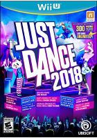 Just dance 2018 [electronic resource (video game for Wii U)]
