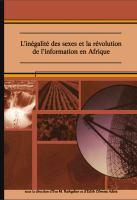 L'inégalité  des sexes et la révolution de l'information en Afrique