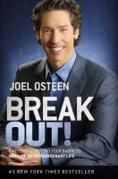 Break Out! cover