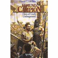 Edmund Campion: Hero of God's Underground (Vision Books)
