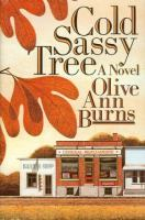 Cover of Cold Sassy Tree