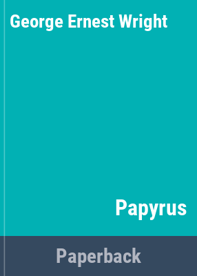 Papyrus, an ancient Egyptian process reconstructed and Thor Heyerdahl and his papyrus boat.