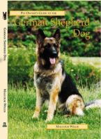 Pet Owner's Guide to the German Shepherd Dog