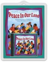 Peace in Our Land: Children Celebrating Diversity with CD (Audio) (Kids Creative Classics)
