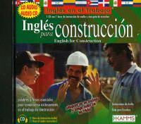 Inglés para construcción
