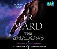 The Shadows: A Novel Of The Black Dagger Brotherhood (Bot Exclusive)-CD