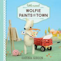 Wolfie Paints The Town