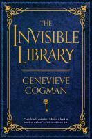 Invisible Library cover image