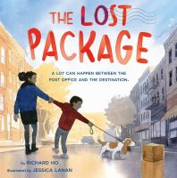 LOST PACKAGE.