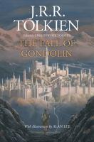Fall of Gondolin book cover