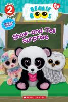 Beanie Boos Show-and-Tell Surprise