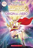 She-Ra: Origin of a hero JFIC