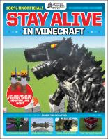 Games Master Presents: Stay Alive in Minecraft