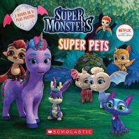 Super Monsters: Flip Book: Super Pals