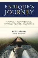 Cover of Enrique's Journey