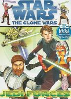 Star Wars Clone Wars: Jedi Forces Big Best Book to Color with Stickers (Star Wars: Clone Wars (Dalmation))