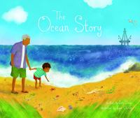 The Ocean Story by John Seven, book cover
