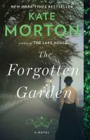 Forgotten Garden book cover