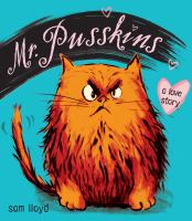 Mr. Pusskins book cover