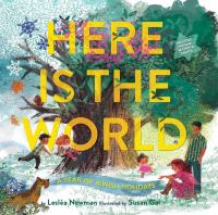 Cover of Here Is the World: A Year