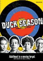 Cover image for Duck season Temporada de patos