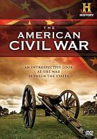 The American Civil War DVD cover