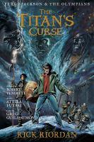 The Titan's curse the graphic novel