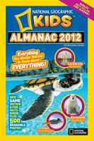 National Geographic Kids Almanac, 2012