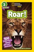 Roar! 100 fun facts about African animals