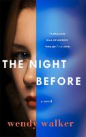 The Night Before book cover