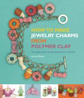 Image: How to Make Jewelry Charms From Polymer Clay