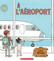 À l'aéroport