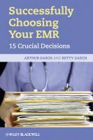 Successfully Choosing Right EHR