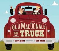 Old MacDonald Had a Truck by Steve Goetz, book cover