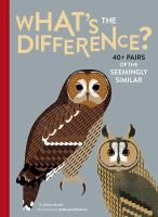 Cover of What's the Difference