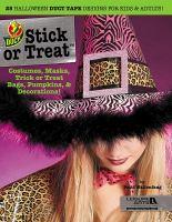 Stick or Treat