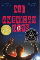 Cover of All American Boys