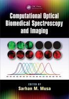 Computational optical biomedical spectroscopy and imaging cover