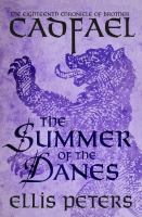 The Summer of the Danes book cover