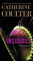 Insidious book cover