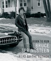 Born to Run audiobook cover