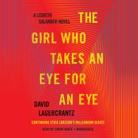 The Girl Who Takes an Eye for an Eye audiobook cover