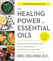 The healing power of essential oils book cover